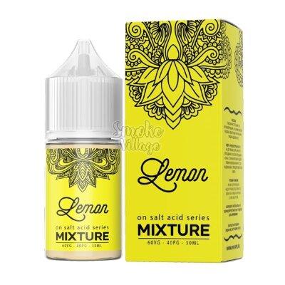 Mixture Acid Salt - Lemon 30ml (24мг)