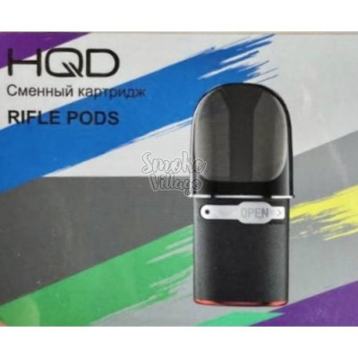Сменный картридж HQD Rifle Pods (3 шт.)