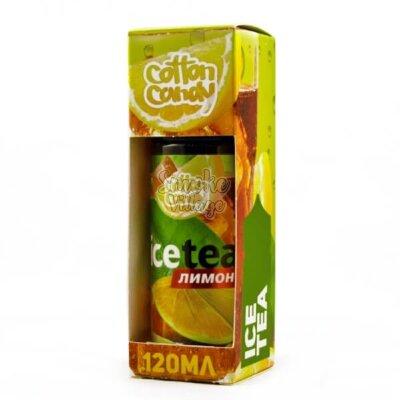 Cotton Candy - Ice Tea Лимон 0mg (120ml)