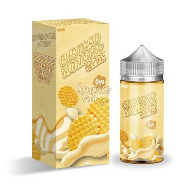 Custard Monster - Vanilla 100мл