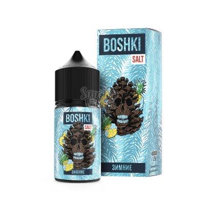 BOSHKI SALT - Зимние 30мл (25/45мг)