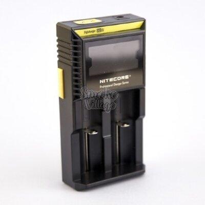 Зарядное устройство Nitecore D2