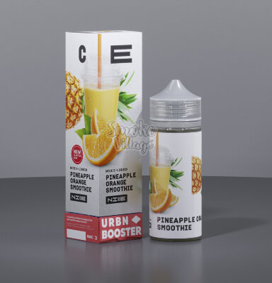 Nice URBN - Pineapple Orange Smoothie 100мл (3мг)