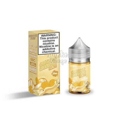 Custard Monster Salt Nic - Vanilla 30мл
