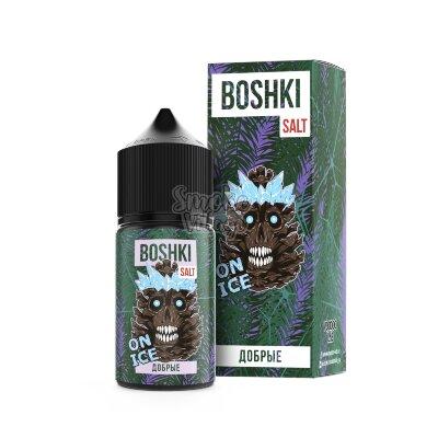 BOSHKI SALT - Добрые ON ICE 30мл (25/45мг)
