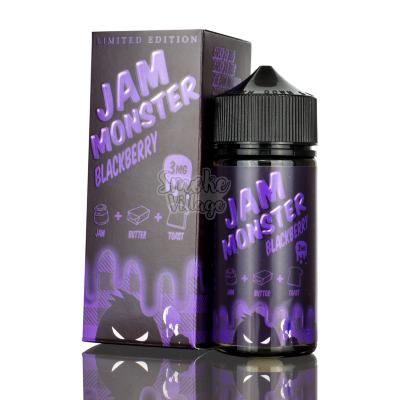 Jam Monster Blackberry salt 30мл (48мг)