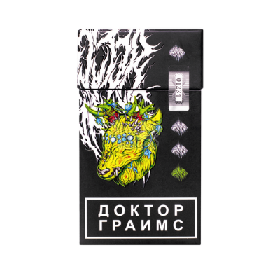 Doctor Grimes - Greenthorn (30/60ml) (0мг)