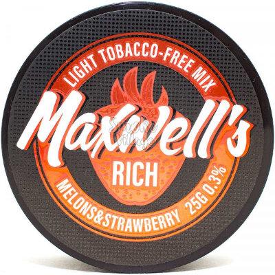Бестабачная кальянная смесь MAXWELLS - Rich 125г (0.3%)