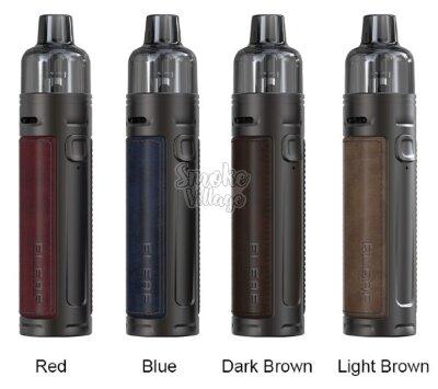 Набор Eleaf iSolo-R 1800mAh Pod Kit (4 цвета)