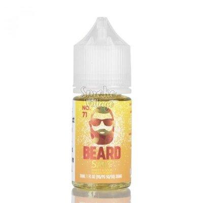 Beard Salt - No. 71 30ml (30mg)