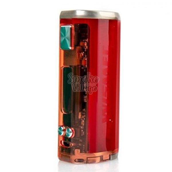 Wismec Sinuous V80 Box Mod (Красный)