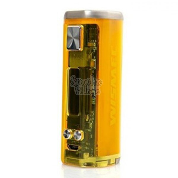 Wismec Sinuous V80 Box Mod (Желтый)