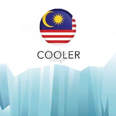 Малайзийский кулер 10мл