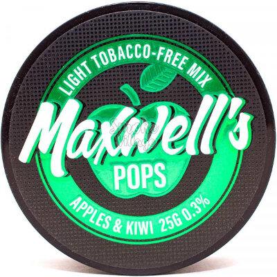 Бестабачная кальянная смесь MAXWELLS - Pops 25г (0.3%)