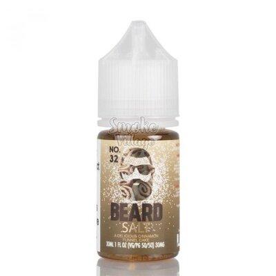 Beard Salt - No. 32 30ml (30mg)