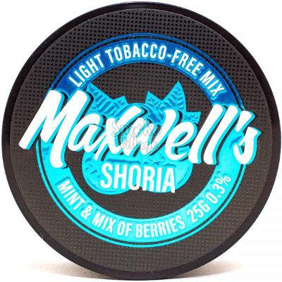 Бестабачная кальянная смесь MAXWELLS - SHORIA 25г (0.3%)