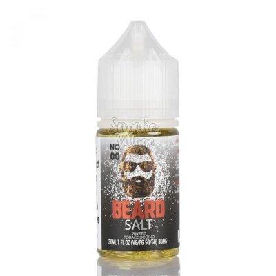 Beard Salt - No. 00 30ml (30mg)