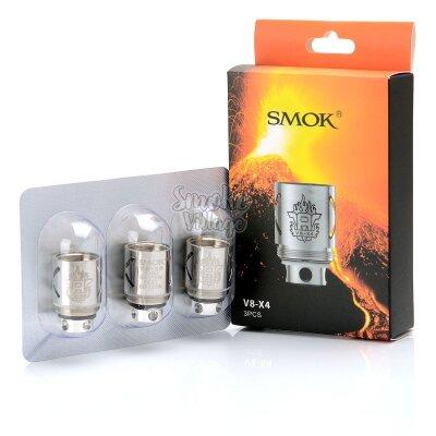 Сменный испаритель Smok TFV8 V8-X4
