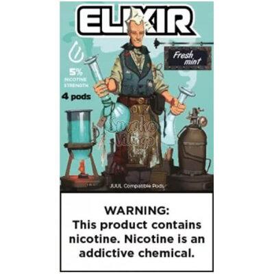 Картриджи Elixir Fresh Mint
