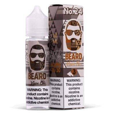 Beard - No. 24 60ml (3mg)