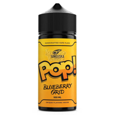 Tunguska POP Blueberry Grid 100мл (3мг)