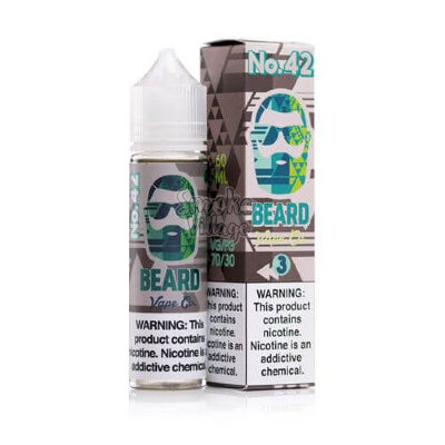 Beard - No. 42 60ml (3mg)