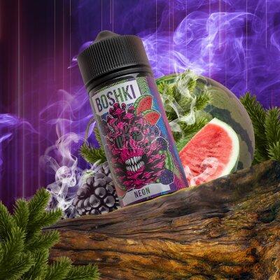 boshki - neon 100 мл (3мг)
