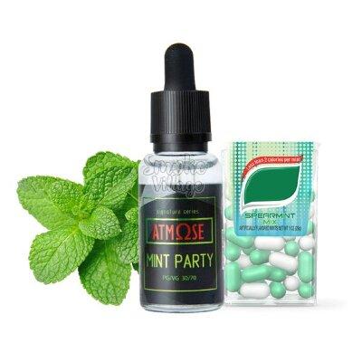 Жидкость Atmose Mint Party 30мл (3мг)