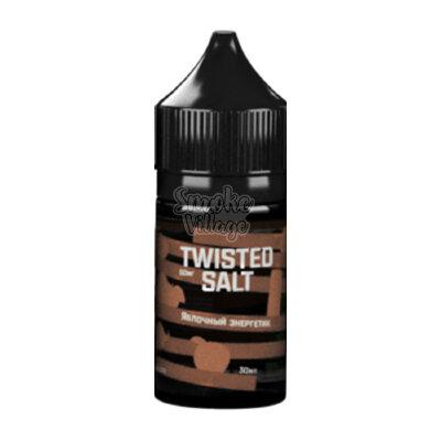 Twisted Salt on ice - Яблочный энергетик 30мл (50мг)