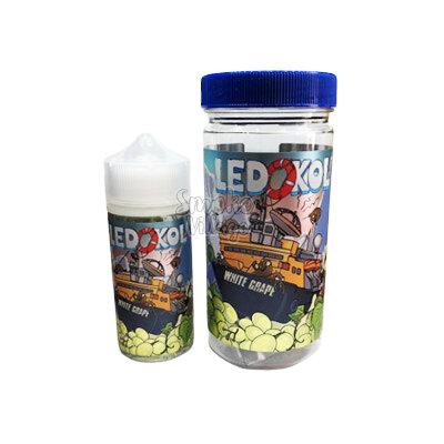 Cotton Candy LEDOKOL White grape 100мл (0-3мг)