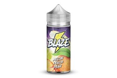 BLAZE ON ICE Melon Peach Pear 100мл (3мг)