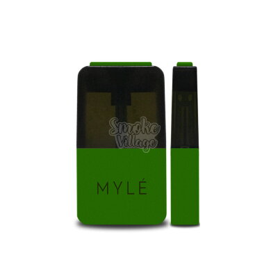 Картридж MYLE V4 2 шт. (13 вкусов)