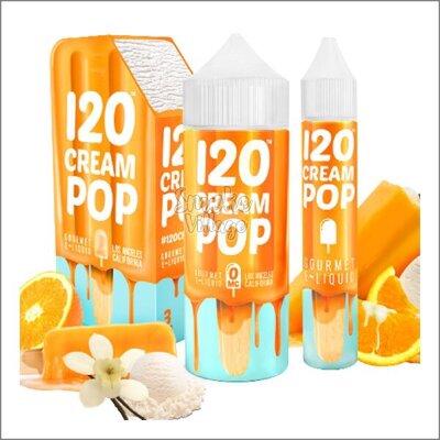 MAD HATTER - 120 CREAM POP 120 МЛ (3мг)
