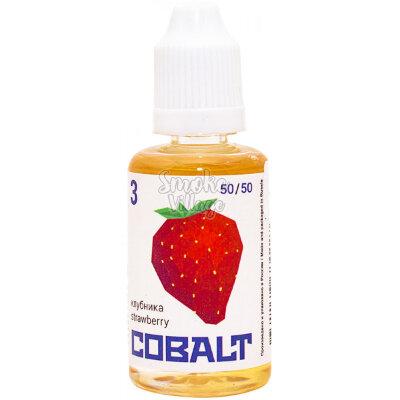 Жидкость Cobalt Клубника 30мл (12мг)