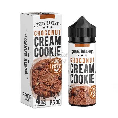 CREAM COOKIE - Choconut 120ml (0mg)