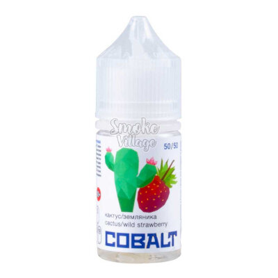 Жидкость Cobalt Кактус-Земляника 30мл (12мг)