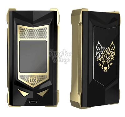 Боксмод Sigelei&Snowwolf Mfeng UX 200W (Черно-золотой)