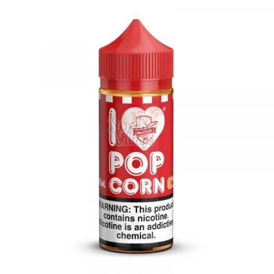 Mad Hatter Juice - I Love Popcorn 100ml (3мг)