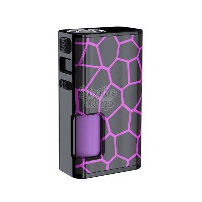 Боксмод WISMEC Luxotic Surface 80W Squonk TC (Honeycomb)