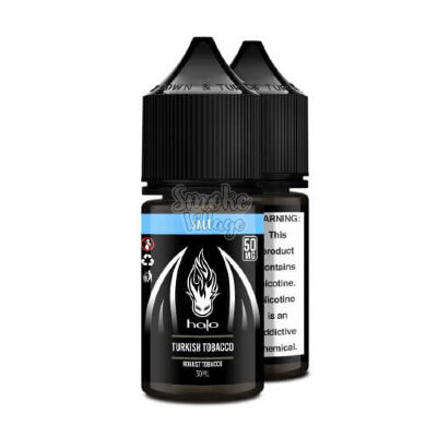 Halo Salt - Turkish Tobacco 30ml (35/50мг)