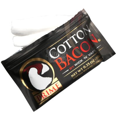 Хлопковая вата Cotton Bacon Prime (Клон)