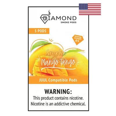 Картриджи Diamond Mango Tango