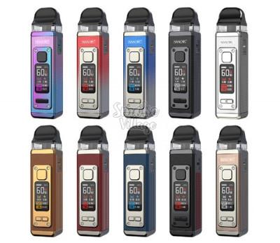Набор SMOK RPM 4 Pod 1650mAh 60W Pod Kit (4 цвета)