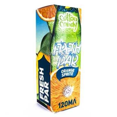 Cotton Candy Fresh Par Orange Sprite 120мл (0мг)