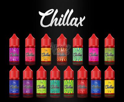 Жидкость Chillax Salt 30мл 20мг (15 вкусов)