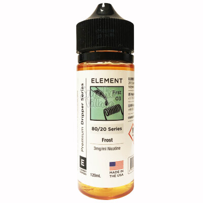 Element: Frost 120ml (3mg)