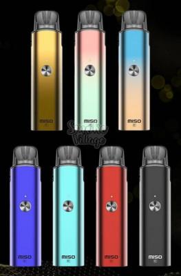 Набор Univapo Miso C 600mAh Pod Kit (7 цветов)