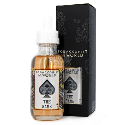 Tobacconist to the World - The Game 60мл (3/6мг)
