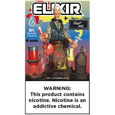 Картриджи Elixir Fruit Mix