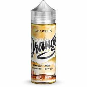 Жидкость Maxwells Orange 120 мл (3мг)